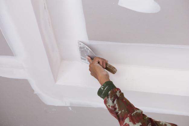 maling i loftet